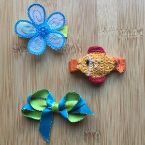 🎀 Assorted hair clips